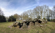 Hunebedden Rolde (Drenthe, Nederland)